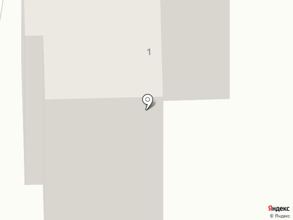Общежитие на карте Абакана