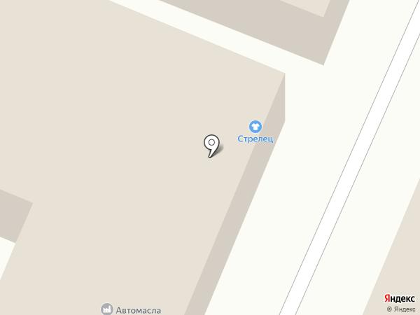 Аверс-Авто на карте Абакана
