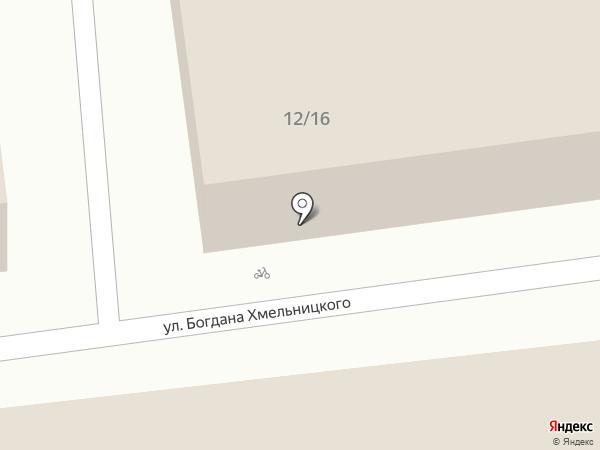 Фотовидеоцентр на карте Абакана