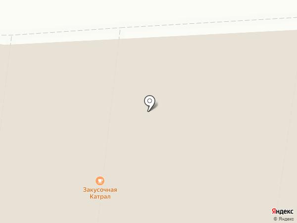 Магазин велозапчастей на карте Абакана