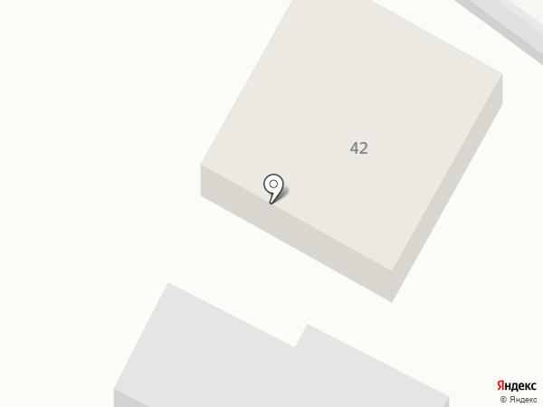 Столовая на карте Абакана