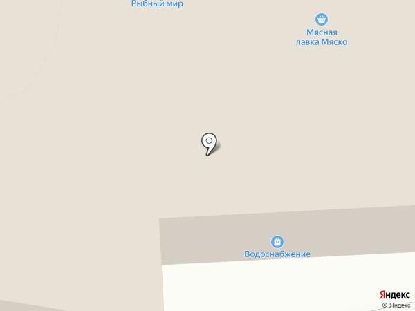 Авто на карте Абакана