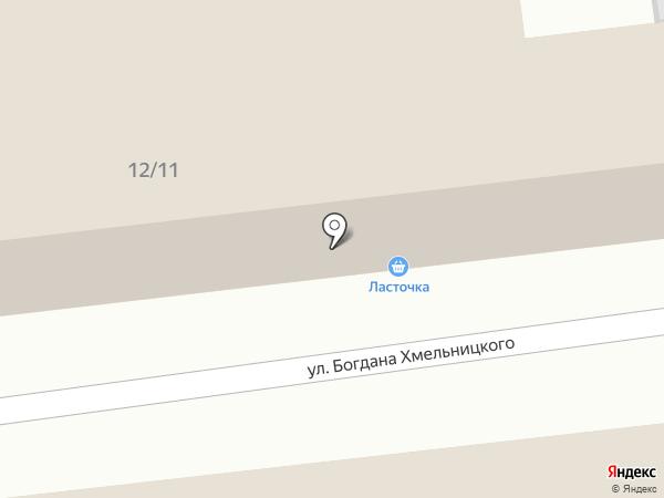 СОТИК С на карте Абакана