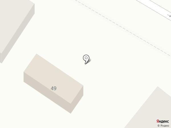 Абаканская ветеринарная станция на карте Абакана