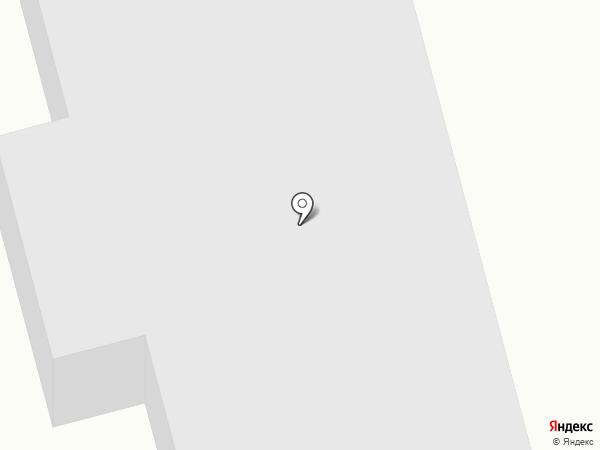 Twin Cam на карте Абакана