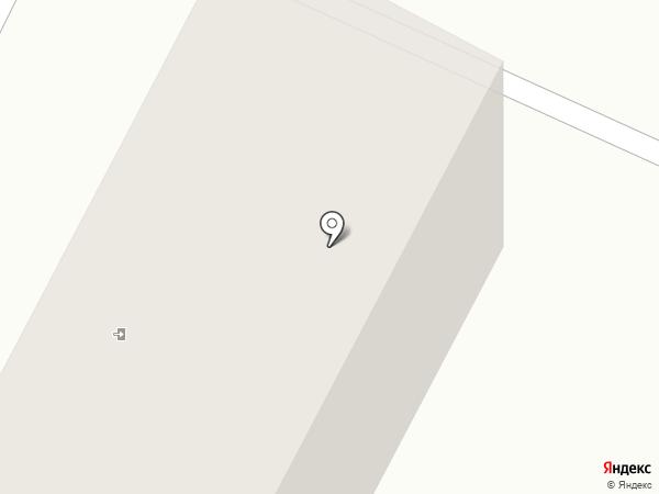 Почтовое отделение №7 на карте Абакана