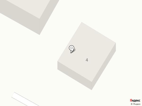 Орбита на карте Абакана