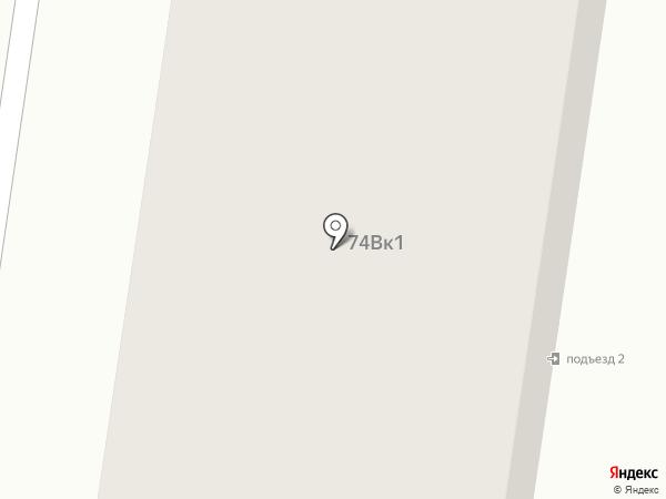 Муниципальный жилищный фонд на карте Абакана