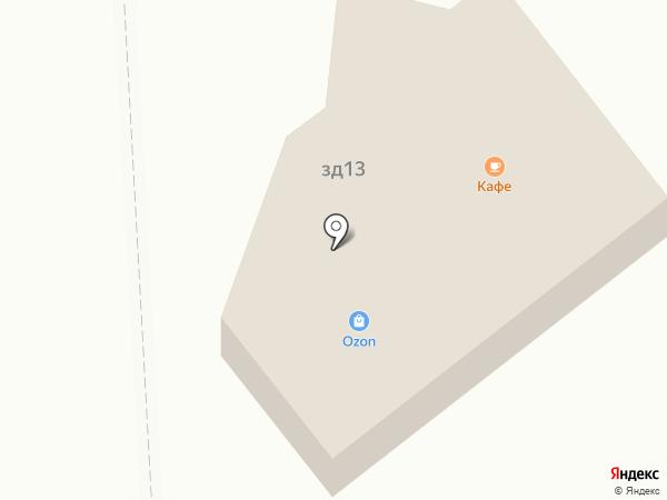 Парикмахерская на Флотской на карте Абакана