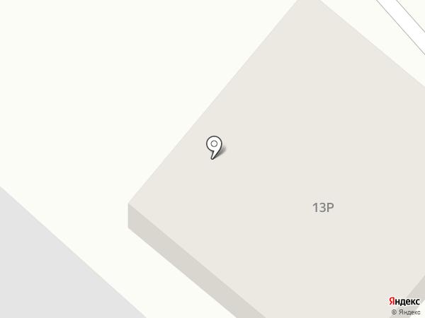 Производственно-торговая компания на карте Абакана