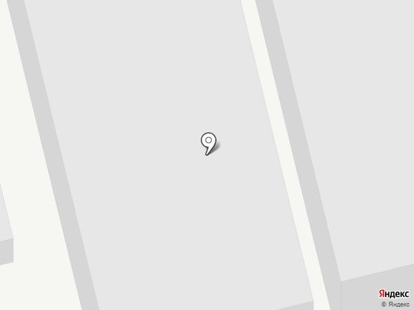 РОМУЛ на карте Абакана