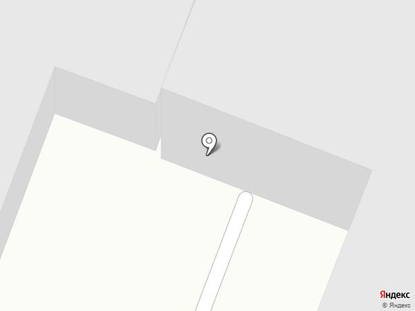 Автотрейд на карте Абакана