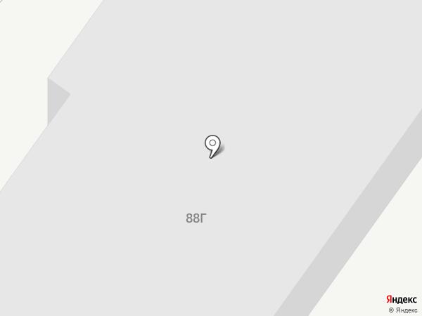 Окна-Комплект на карте Абакана