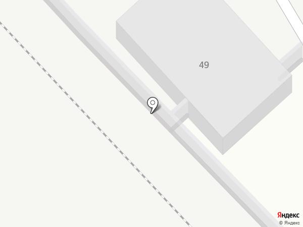 Востокчермет на карте Абакана