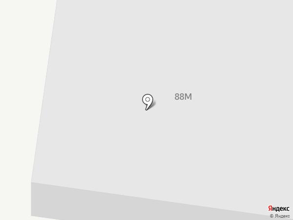 Дом Мастеров на карте Абакана