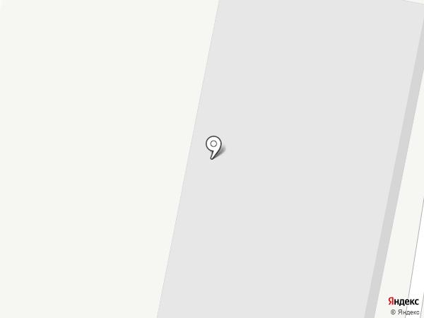 Дом.Леса на карте Абакана