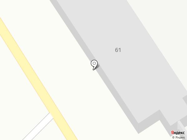 Таймерс-Абакан на карте Абакана