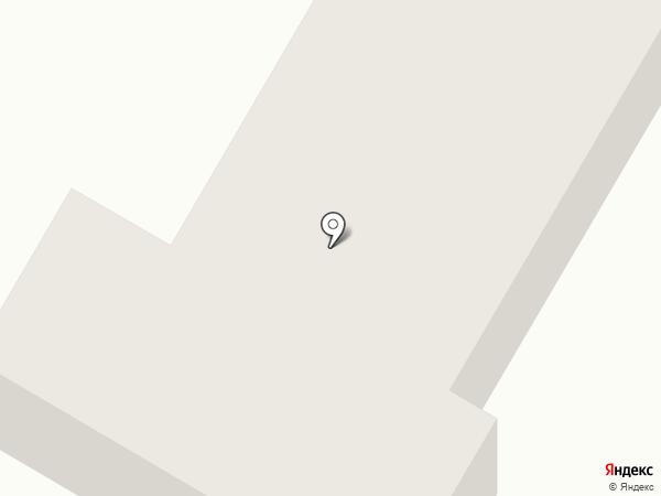 Магистраль-Авто на карте Абакана