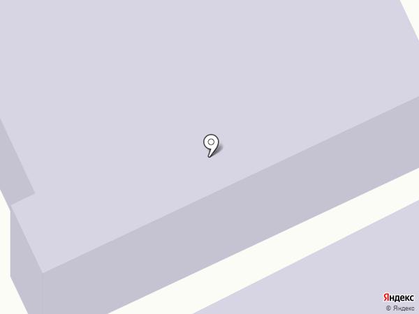 Радуга на карте Подсинего
