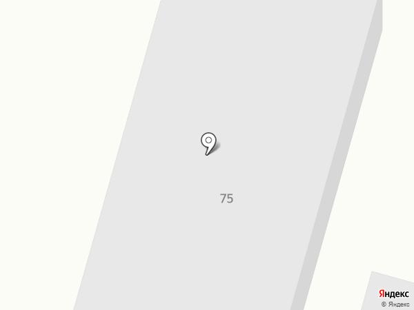 Сахарок на карте Минусинска