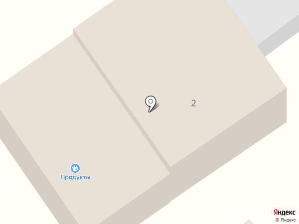 Елань на карте Минусинска