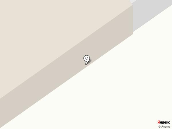 Страж на карте Минусинска