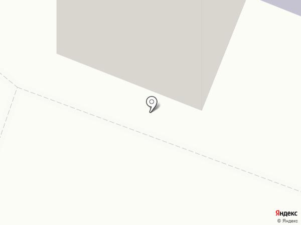 Сервис Лайн на карте Минусинска