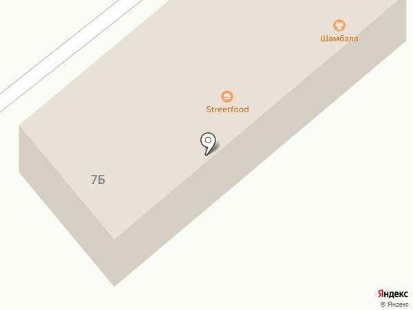В гостях у Немо на карте Минусинска