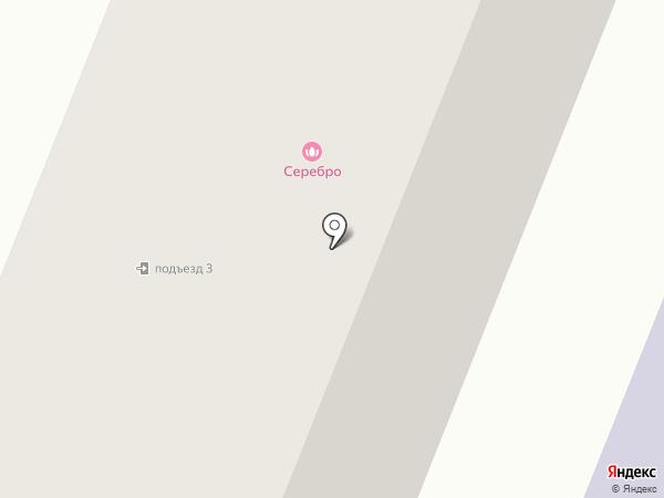 Ванеевское на карте Минусинска