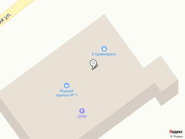 Хозстрой маркет на карте Минусинска