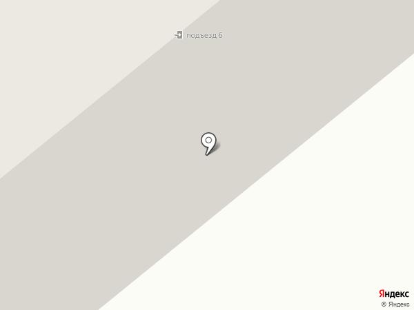 Солярис на карте Минусинска