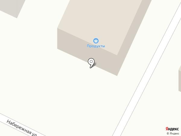 Магазин продуктов на карте Опытного поля