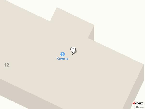 Минусинское, ФГУП на карте Опытного поля