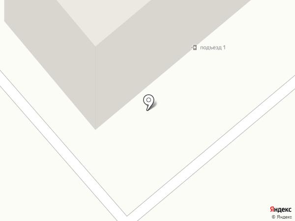 Ясень, ЖСК на карте Минусинска