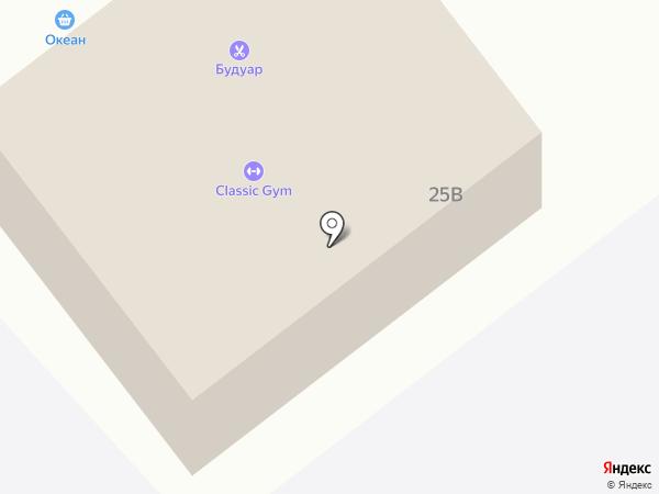 Arni на карте Минусинска