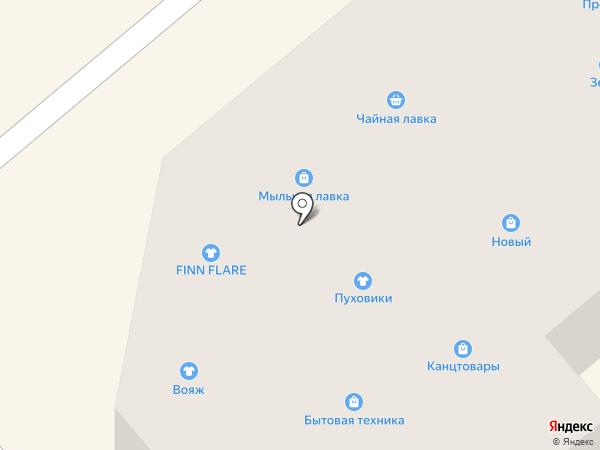 Банкомат, Хакасский муниципальный банк на карте Минусинска
