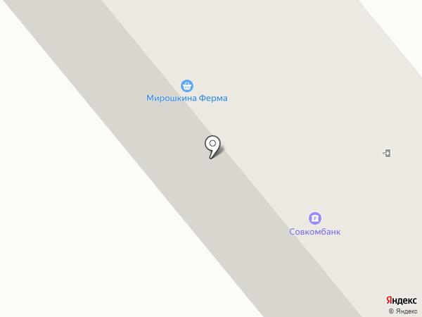 Элпром-М на карте Минусинска