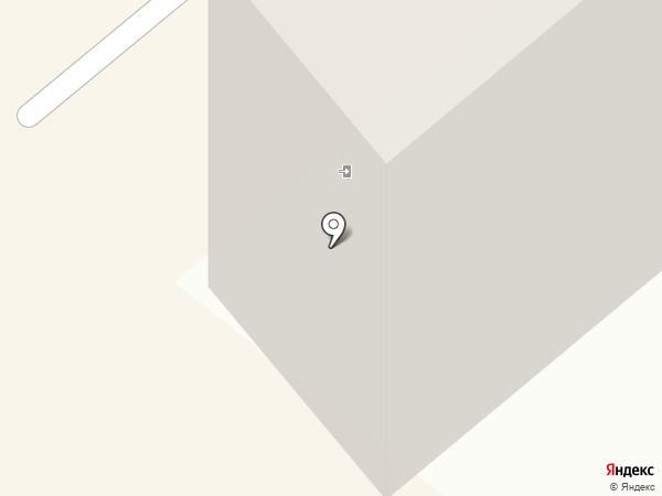 Радуга, ТСЖ на карте Минусинска