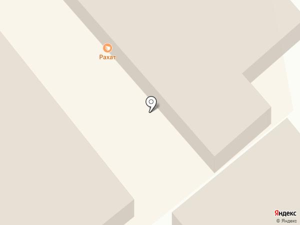 Минусинская кондитерская фабрика, ЗАО на карте Минусинска