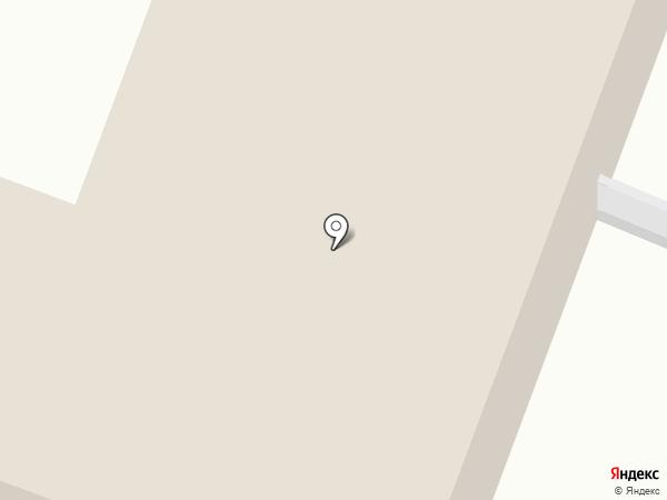 Тюрьма на карте Минусинска