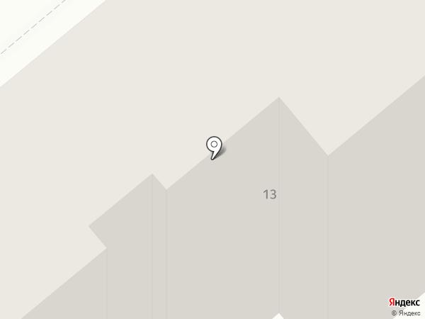 Пивной Причал на карте Минусинска