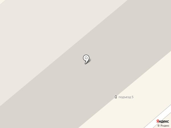 Золотая Вершина на карте Минусинска