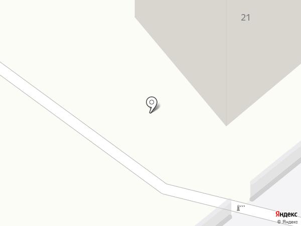 Эстет Дент на карте Минусинска