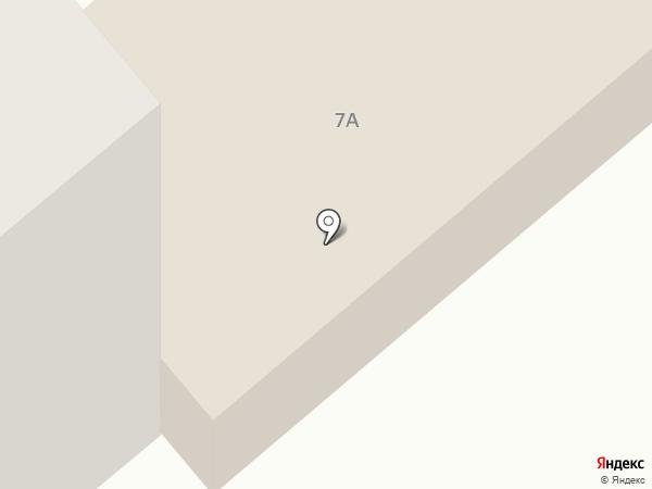 Промсвязьбанк на карте Минусинска