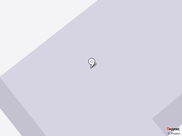 Лицей №7 на карте Минусинска