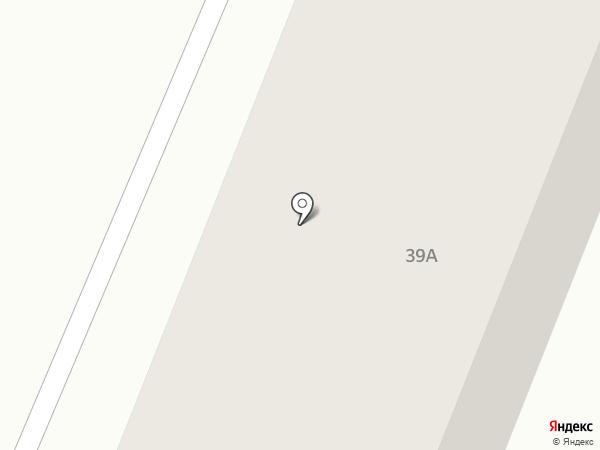 Банкомат, Енисейский объединенный банк на карте Минусинска