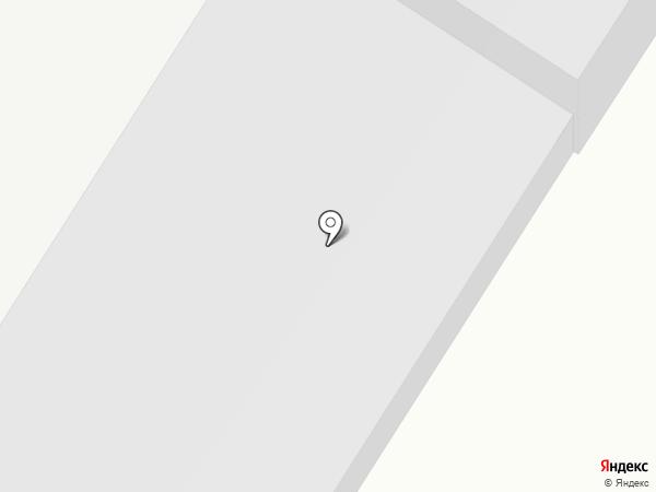 Разгуляй на карте Минусинска