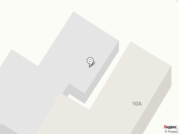 Столярная мастерская на карте Минусинска