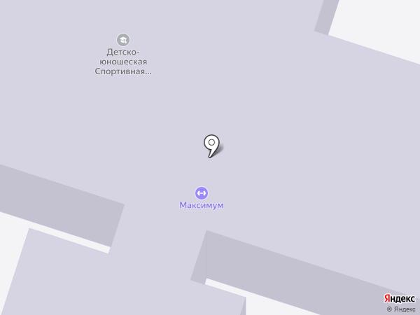Детская музыкальная школа на карте Минусинска