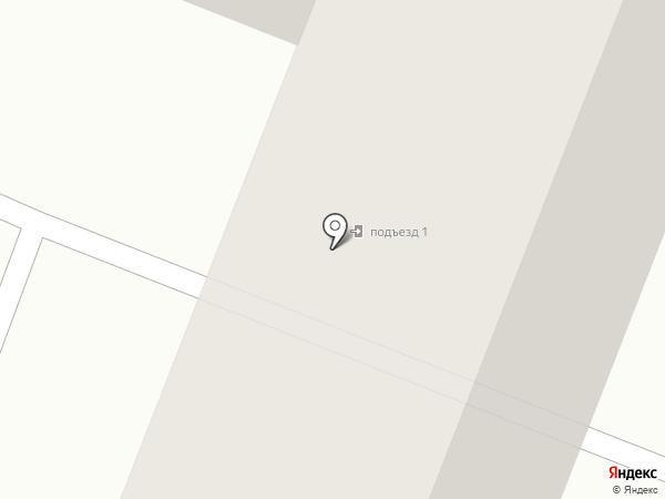 Луч, ТСЖ на карте Минусинска